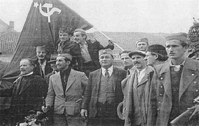 Image result for četnici partizani
